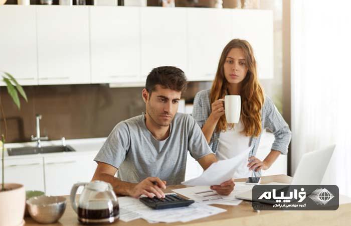 استرس در حسابداری