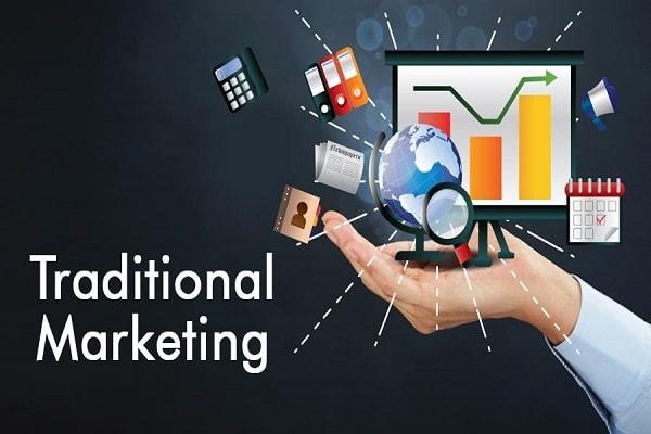 بازاریابی سنتی