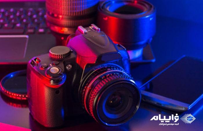 عکاسی حرفه ای از محصول