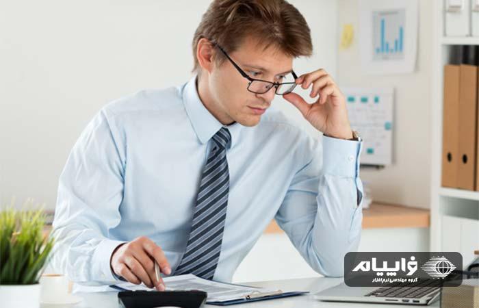 امکانات نرم افزار حسابداری شخصی