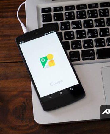 ثبت سایت در گوگل مپ