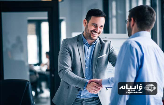 تعامل در کسب و کار