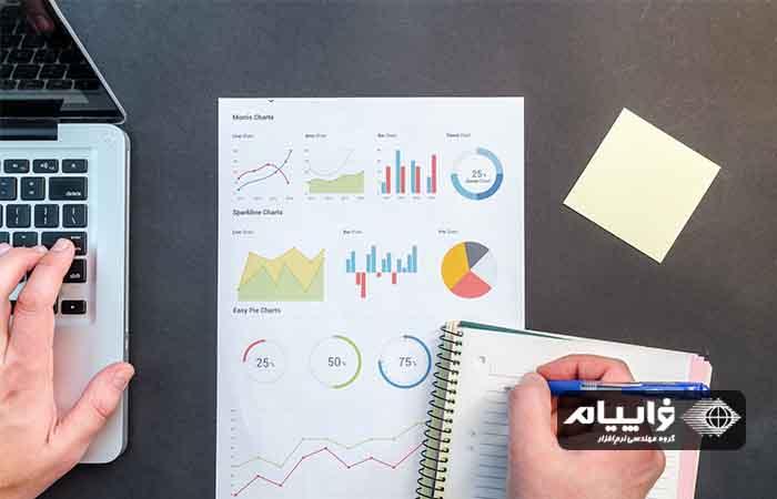 استفاده از نرم افزار مدیریت شرکت
